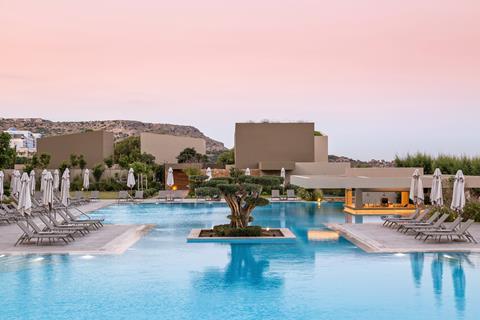 Amada Colossos Resort Griekenland Rhodos Faliraki sfeerfoto 1