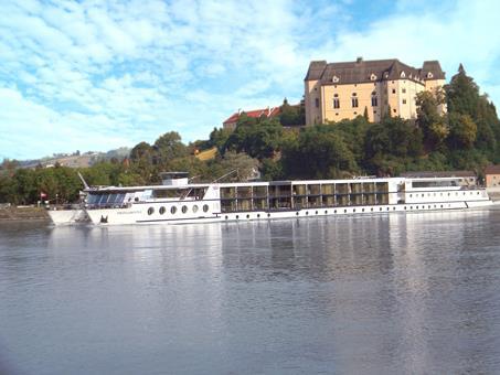 8-daagse fiets- en vaarvakantie Passau - Boedapest