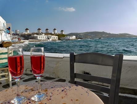 8-daagse combinatiereis Mykonos & Santorini