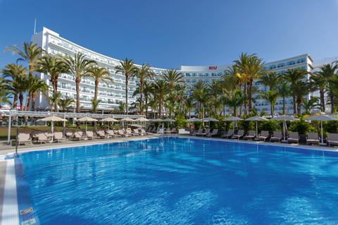 RIU Palace Palmeras Spanje Canarische Eilanden Playa del Inglés sfeerfoto 3