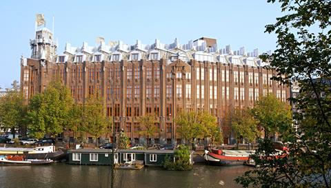 Grand Hotel Amrath Amsterdam stedentrip met TUI