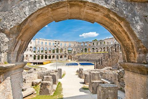 Sfeerimpressie Istrië & Dalmatische kust