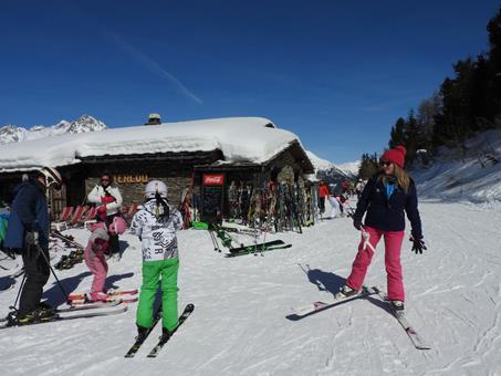 Super skivakantie Franse Alpen ⛷️La Norma
