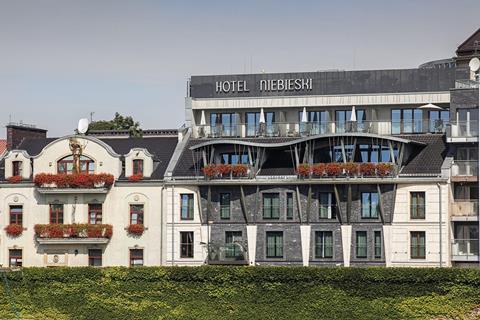 Niebieski Art Hotel Spa