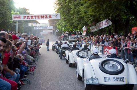 Rondreis 11-daagse rondreis Mille Miglia in Diversen (Italië, Italië)