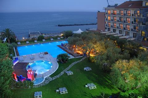 Grand Hotel Diana Majestic Italië Italiaanse Rivièra Diano Marina sfeerfoto 2