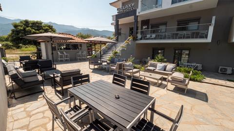 Korting zonvakantie Thassos - Galaxy City Hotel