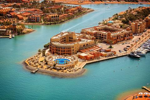 Three Corners Ocean View Egypte Hurghada El Gouna sfeerfoto 3