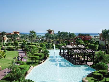 Coral Sea Holiday Resort Egypte Sharm el Sheikh Nabq Bay sfeerfoto 2