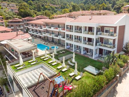 Korting familievakantie Thassos - Ntinas Filoxenia Hotel & Spa