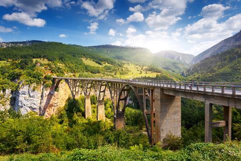 8-daagse autorondreis Bijzonder Montenegro