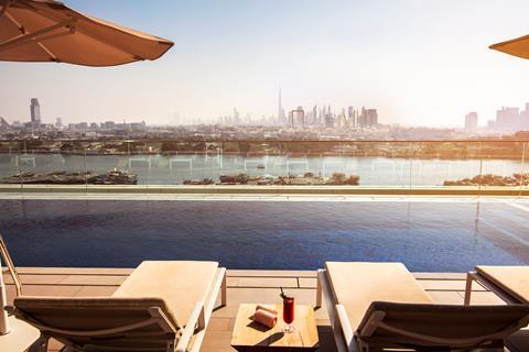 Last minute zonvakantie Dubai - Al Bandar Rotana Dubai Creek