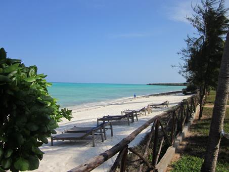 Reef & Beach Resort Tanzania Zanzibar Jambiani sfeerfoto 2