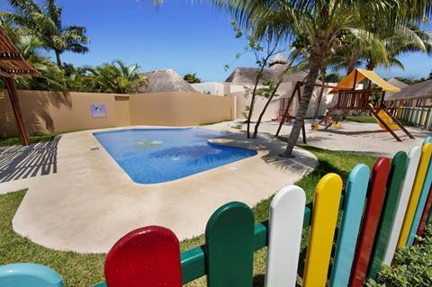 Viva Wyndham Maya Mexico Yucatan Playa del Carmen sfeerfoto 2
