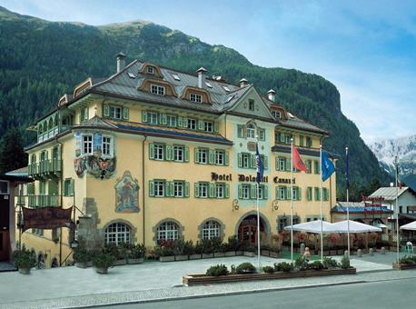 Schloss Dolomiti