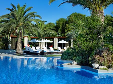 Sheraton Rhodes Resort Griekenland Rhodos Ixia sfeerfoto 1