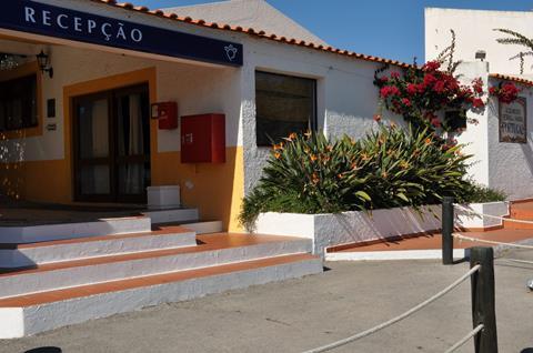 Pedras da Rainha Portugal Algarve Cabanas sfeerfoto 1