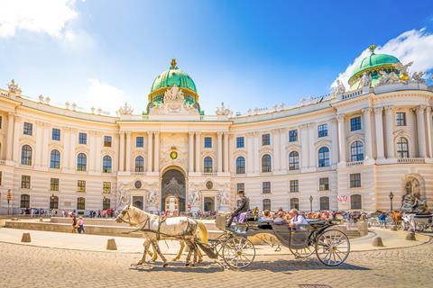 8 daagse busreis Wenen en het Wienerwald