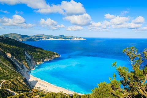 8-daagse fly-drive Eilandhoppen Ionische Eilanden