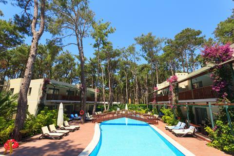 Turquoise Resort Turkije Turkse Rivièra Side sfeerfoto 2