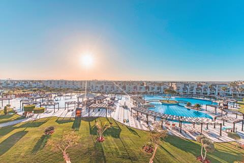 SUNRISE Crystal Bay Resort Egypte Hurghada Hurghada-stad  sfeerfoto groot