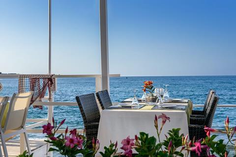 Alia Beach Griekenland Kreta Chersonissos sfeerfoto 4