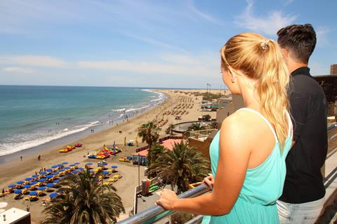 Suitehotel Playa del Inglés false