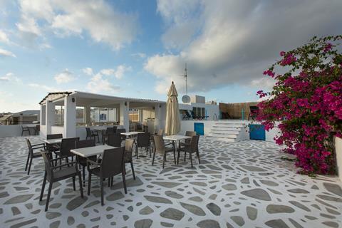 Goedkope zonvakantie Cycladen 🏝️Naxia Mare