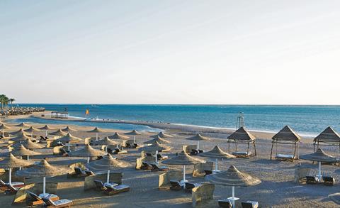 Coral Sea Holiday Resort Egypte Sharm el Sheikh Nabq Bay sfeerfoto 3