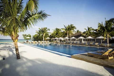 9-daagse Zonvakantie naar ROBINSON Club Noonu in Malediven