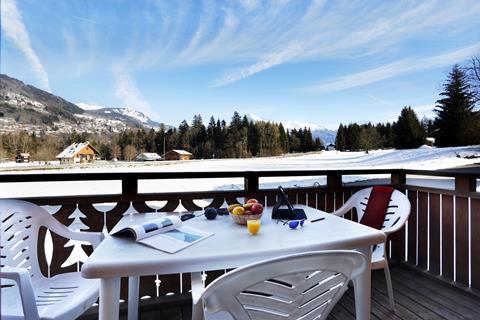 TOP DEAL skivakantie Franse Alpen ⛷️Chalets Du Bois De Champelle