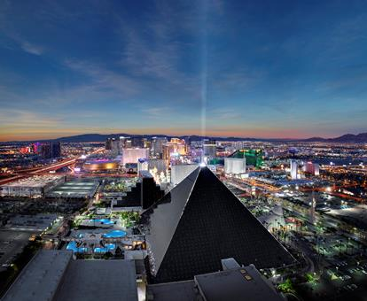 Verre reizen Luxor in Las Vegas (Las Vegas, Verenigde Staten)