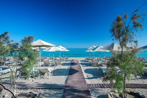 Atlantis Beach Griekenland Kreta Rethymnon sfeerfoto 3