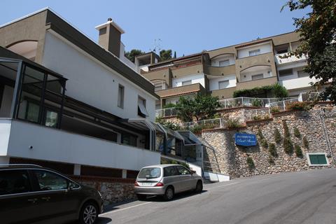 Residence Sant'Anna Italië Italiaanse Rivièra Pietra Ligure sfeerfoto 4