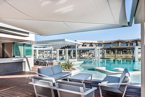Euphoria Resort Griekenland Kreta Kolimbari sfeerfoto 1