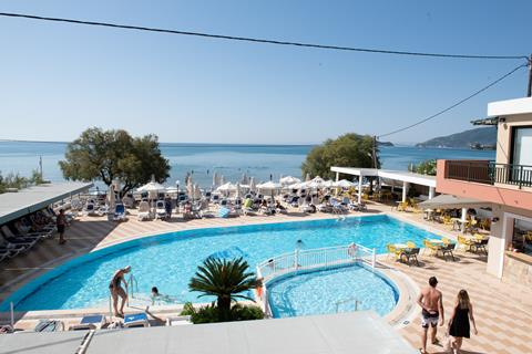 Mediterranean Beach Resort*****  in Laganas