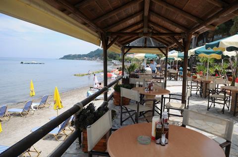 Castello Beach Griekenland Zakynthos Argassi sfeerfoto 1
