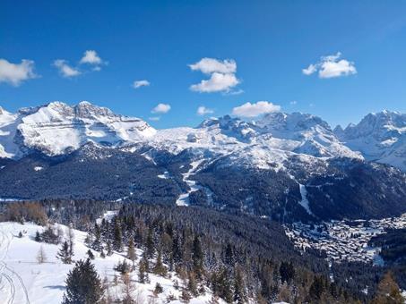 10 daagse singlereis Skiën Italiaanse Dolomieten