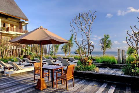 The Haven Suites Bali Berawa Indonesië Bali Canggu sfeerfoto 2