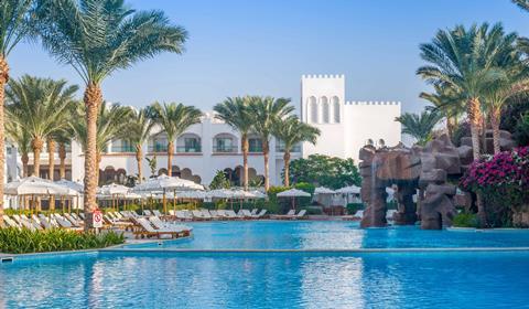 Baron Palms Resort Egypte Sharm el Sheikh Sharks Bay sfeerfoto 2