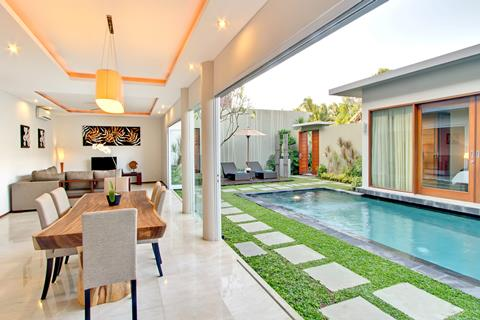 Amadea Resort & Villas Indonesië Bali Seminyak sfeerfoto 4