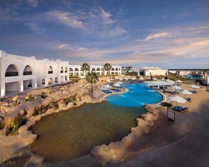 Hilton Marsa Alam Nubian Resort Egypte Marsa Alam Marsa Alam sfeerfoto 3