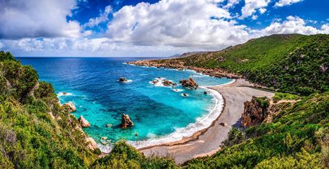 15 daagse fly drive Karakteristiek Sardinië