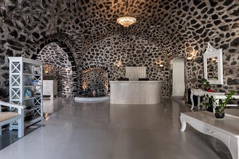 Splendour Resort Griekenland Cycladen Firostefani sfeerfoto 2
