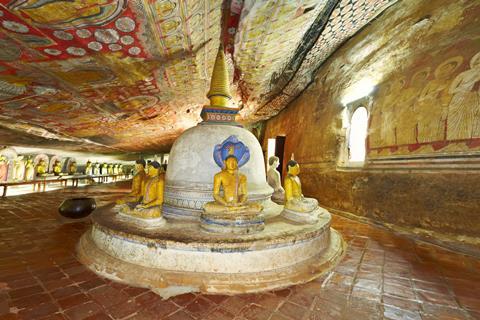 17-daagse rondreis Sri Lanka Comfort