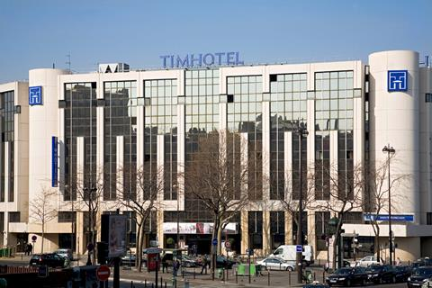 Timhotel Berthier