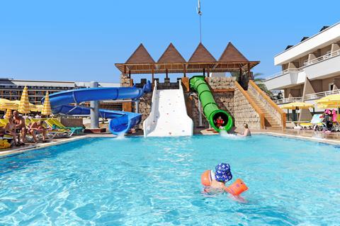 SPLASHWORLD Eftalia Splash Resort Turkije Turkse Rivièra Alanya sfeerfoto 3
