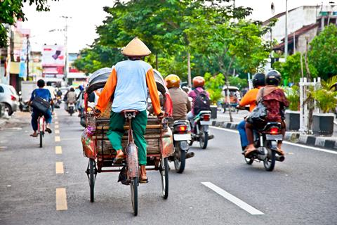 15-daagse familiereis Indonesië