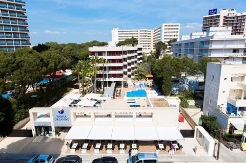 Pabisa Orlando Spanje Balearen Playa de Palma sfeerfoto 4