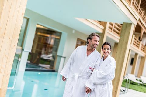 Masl Alpine Wellness Hotel